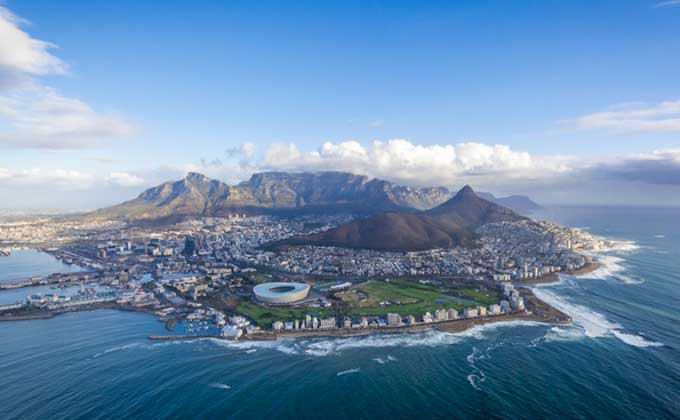 Travel and Hotel Guide for Cape Town